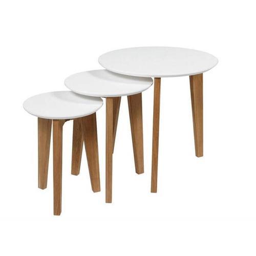 Actona Tischsatz Abin 50x50x50 cm