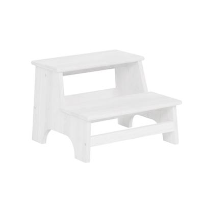 Tyler Bed Step White - Powell D1056A17W