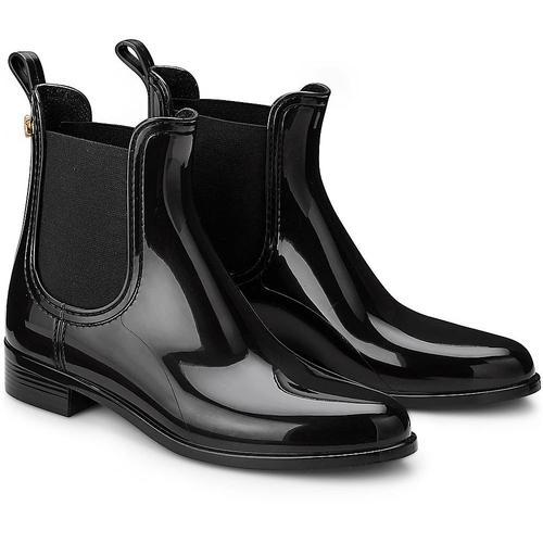 Lemon Jelly, Gummi-Boots Comfy in schwarz, Gummistiefel für Damen Gr. 40