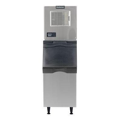 Scotsman C0522MA-1/B322S 475 lb Full Cube Ice Maker w/ Bin - 370 lb Storage, Air Cooled, 115v