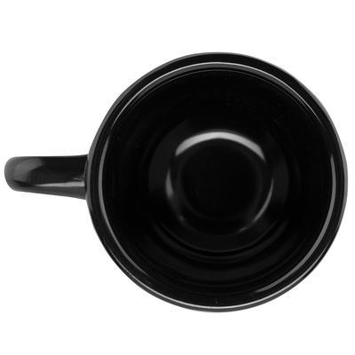 GET C-1004-BK 3 oz Melamine Espresso Cup, Black