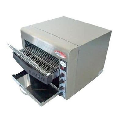 "Bakemax BMCT450 Conveyor Toaster - 500 Slices/hr w/ 1 1/2"" Product Opening, 220v/1ph"