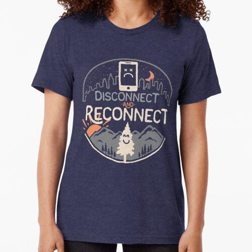 Reconnect Tri-blend T-Shirt