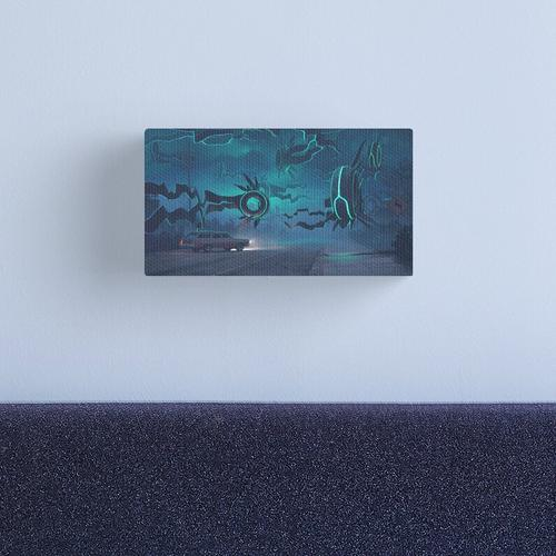 Spawning Event Canvas Print