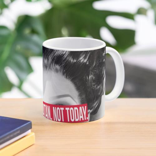 Not today, Satan. Not today. Mug