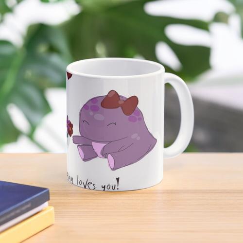 Quaggan loves you! Mug