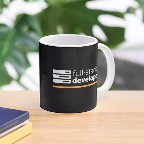 Full Stack Developer Mug