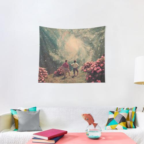 There will be Light in the End Wall Tapestry