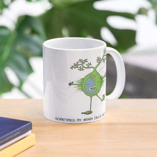 Excited neuron! Mug