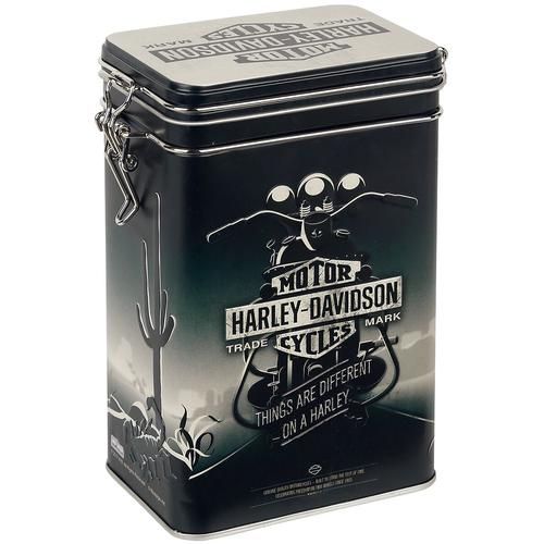 Harley-Davidson Things Are Different - Aromadose Aufbewahrungsbox - multicolor