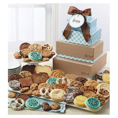 Cheryls Bakery Gift Tower - Thank You