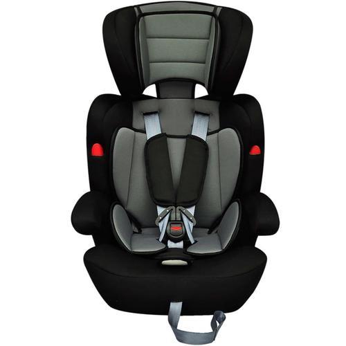 vidaXL Auto-Kindersitz Kindersitz grau