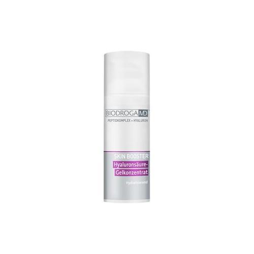 Biodroga MD Gesichtspflege Skin Booster Hyaluronsäure-Gelkonzentrat 15 ml