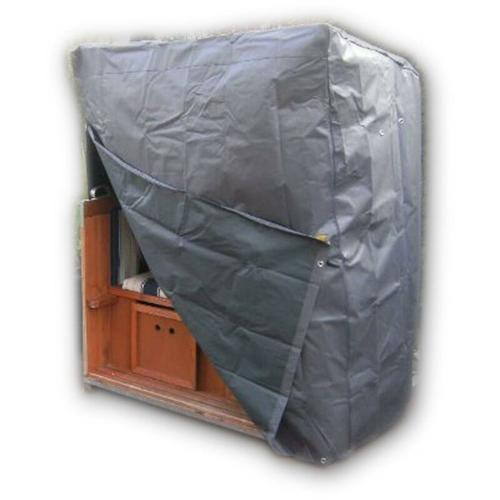 Komfort Schutzhaube für Strandkorb 130x100x170/140 cm robust & strapazierfähig