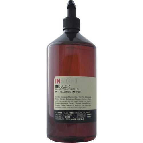 Insight Anti-Yellow Shampoo 900 ml