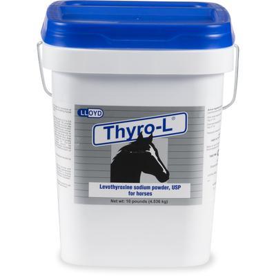 Thyro-L Powder for Horses, 10 lbs.