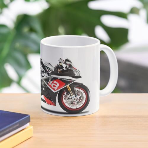 The RSV4 RF Superbike Mug