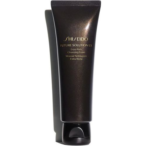 Shiseido Future Solution LX Extra Rich Cleansing Foam 125 ml Reinigungsschaum