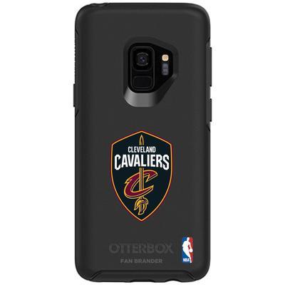 """OtterBox Cleveland Cavaliers Black Galaxy S9/S9 Plus Symmetry Case"""