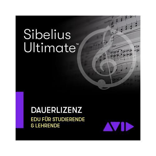 Avid Sibelius Ultimate EDU