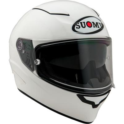 Suomy Speedstar Plain Helm, weiss, Größe XS