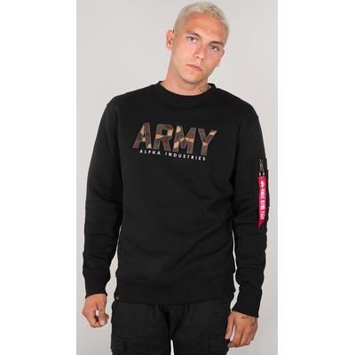 Alpha Industries Army Camo Sweat...