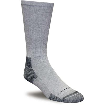 Carhartt All Season Cotton Crew Work Chaussettes (3-Pack), gris, taille L
