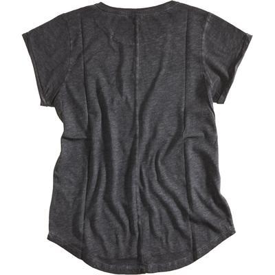 Rokker Calavera Women´s T-Shirt, gris, taille M pour Femmes