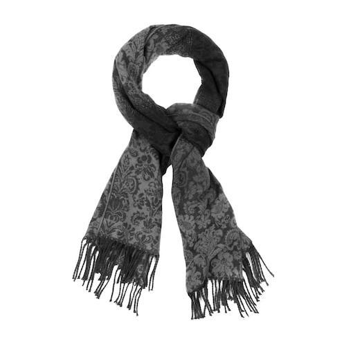 Große Größen Schal Damen (Größe One Size, grau) | Ulla Popken Schals & Tücher | Polyacryl, sehr weich