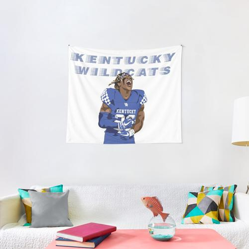 Kentucky Wildcats Wall Tapestry