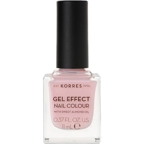 Korres Sweet Almond Nail Colour 05 Candy Pink 11 ml Nagellack