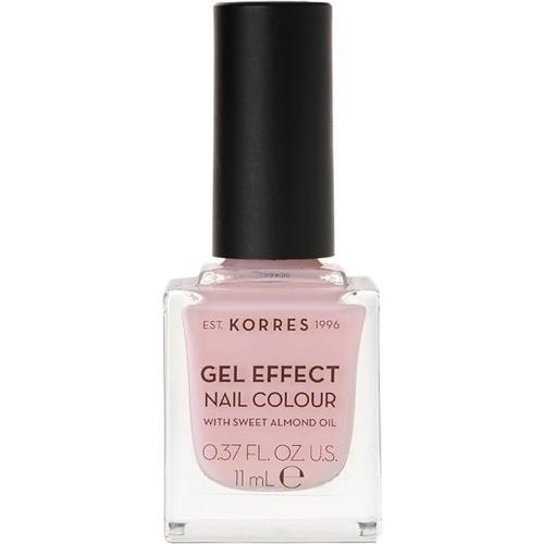Korres Sweet Almond Nail Colour 05 Candy Pink 11 ml Nagellack