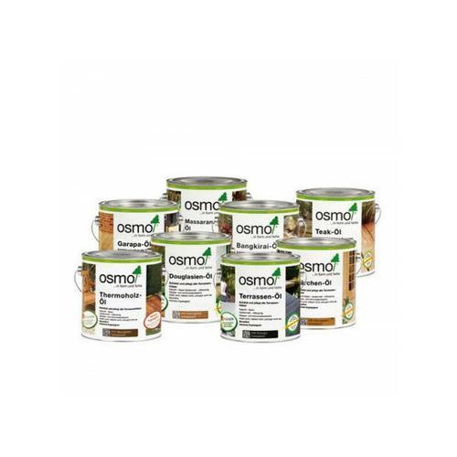 OSMO Terrassen-Öl 2,5 Liter Douglasien-Öl Naturgetönt (004)