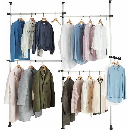 Regalsysteme Kleiderständer Ordnungssystem KLS03 - Sobuy