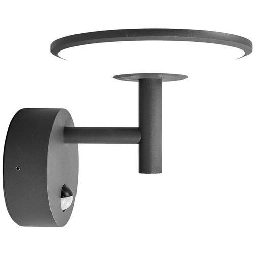 LED-Außenwandleuchte Fenia mit Bewegungsmelder