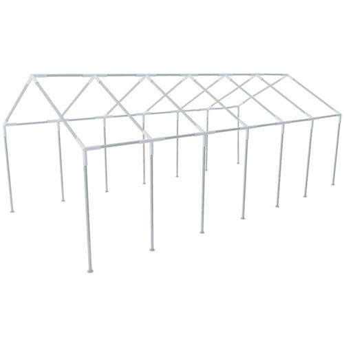 Stahlrahmen für Partyzelt 12 x 6 m