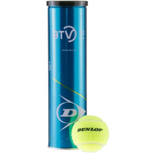 Dunlop BTV 1.0 Tennisball in gelb, Größe Einheitsgröße