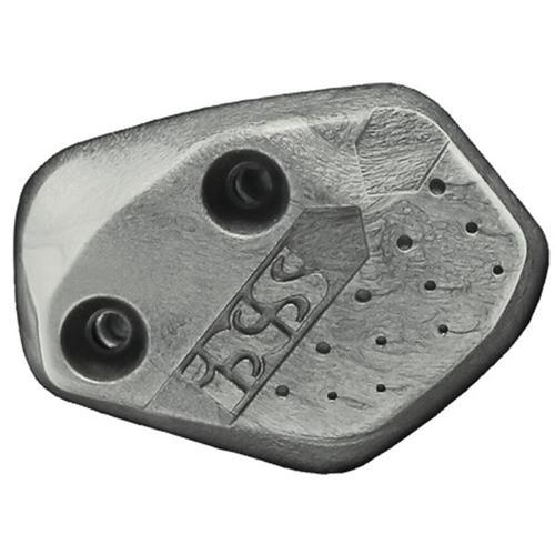 IXS RS-1000 1 Ellenbogen Schleifer, grau