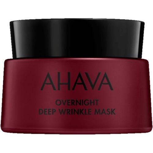 Ahava Apple of Sodom Overnight Deep Wrinkle Mask 50 ml Gesichtsmaske