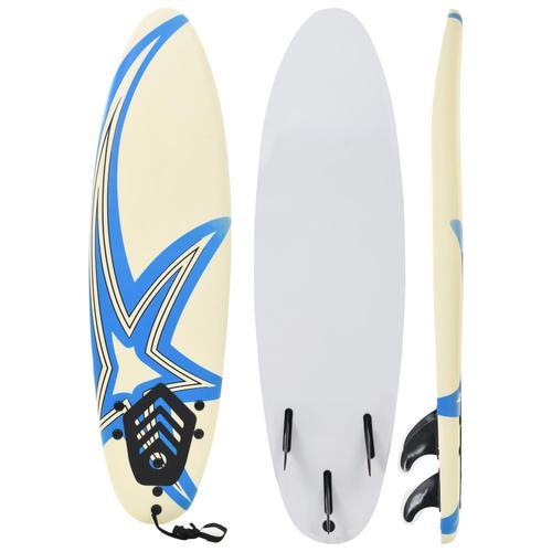 vidaXL Surfbrett 170 cm Stern