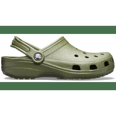 Crocs Army Green...