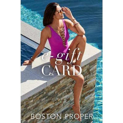 Boston Proper - Boston Proper Gift Card - - $165 Dollar