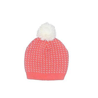 Beanie Hat: Pink Accessories
