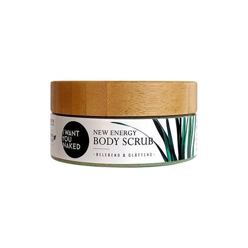 I Want You Naked Körperpflege Peeling Zitronengras & Aloe Vera Körperpeeling 200 g