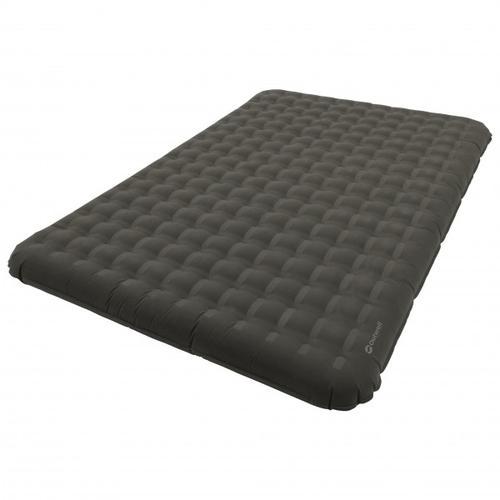 Outwell - Flow Airbed - Isomatte Gr 200 x 80 x 20 cm Schwarz/Oliv