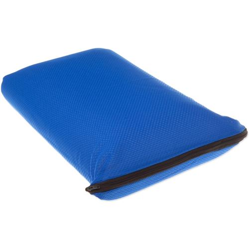Jekatex Reisekissen 42x24cm blau Nackenkissen Kissen