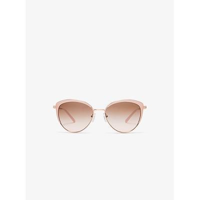 Michael Kors Key Biscayne Sunglasses Pink One Size