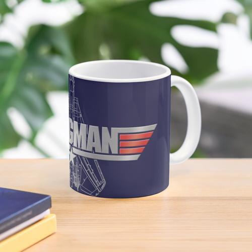 Top Gun Wingman Mug