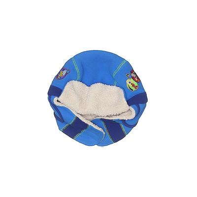 Disney Winter Hat: Blue Stripes ...