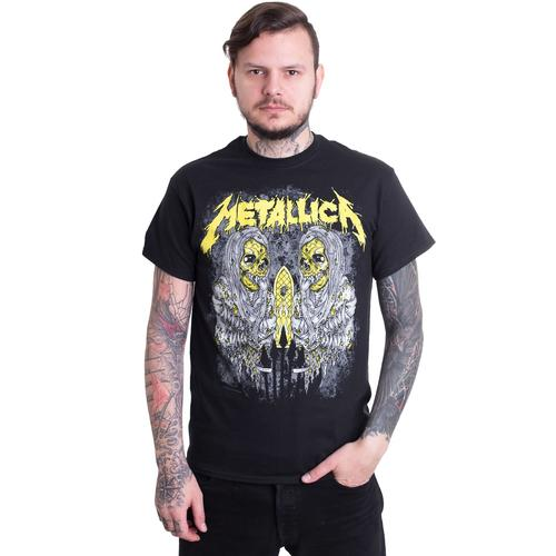 Metallica - Sanitarium - - T-Shirts